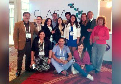 Médicos anestesiólogos peruanos participaron del XXXIV Congreso Latinoamericano de Anestesiología CLASA 2017