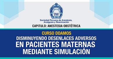 Curso DDAMOS 27 y 28 de Abril 2018 – Cuzco