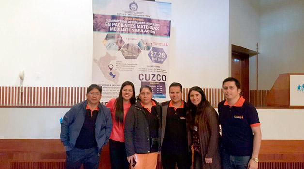 Cuzco – Curso DDAMOS 27 y 28 de Abril 2018