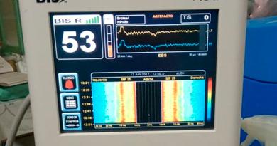 Curso Taller Anestesia Intravenosa 06 – 07 de JULIO – ICA