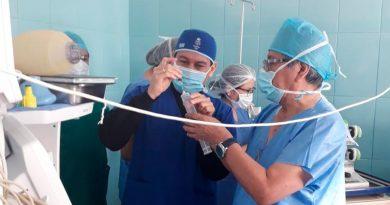Curso Taller Anestesia Intravenosa 14 al 16 de Noviembre – Tacna