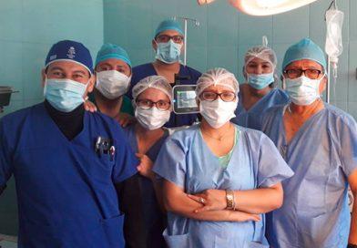 Curso Taller Anestesia Intravenosa realizado del 01 al 03 de Octubre en la ciudad de Huaraz
