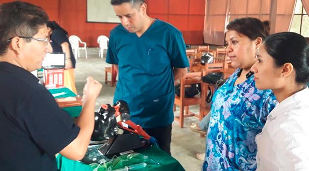 CURSO TALLER DDAMOS – Iquitos 01 y 02 de Febrero 2019