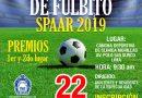Campeonato de Fulbito SPAAR 2019 – 22 de Junio