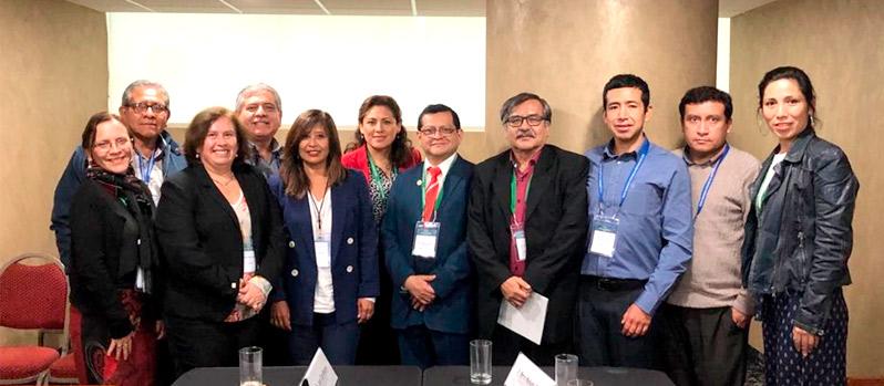 Filiales tuvieron su conclave durante el XXVIII Congreso Peruano de Anestesiología