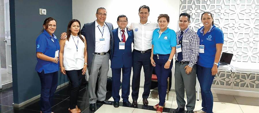 Se realizó con éxito el Curso Internacional de Anestesia Obstétrica en Trujillo